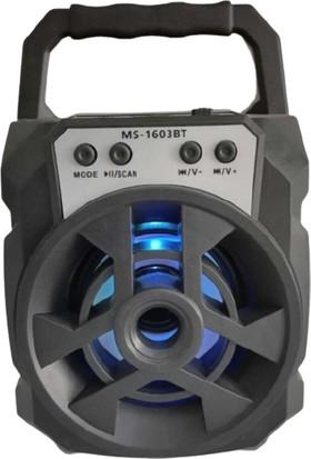 Okmore MS-1603BT Fm Radyolu Bluetooth Hoparlör