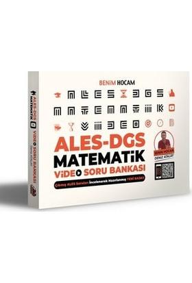 Benim Hocam Yayınları 2021 ALES DGS Matematik Video Soru Bankası - Hale Karataş