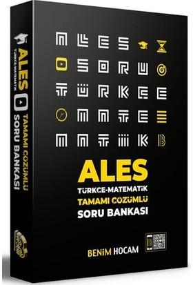 Benim Hocam Yayınları 2021 ALES Tamamı Çözümlü Soru Bankası