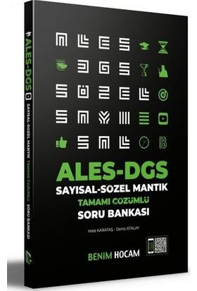 Benim Hocam Yayınları 2021 ALES DGS SAYISAL - SÖZEL Mantık Soru Bankası - Deniz Atalay