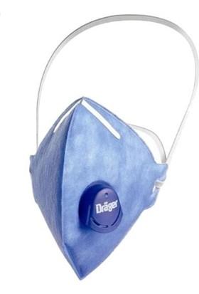 Drager 1720 Ffp2 (N95) Ventilli Solunum Maskesi Steril Paket