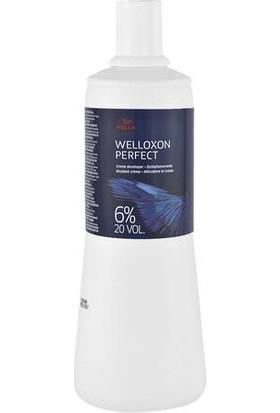 Wella Welloxon Perfect 6% 20 Volume Oksidan 1000 ml