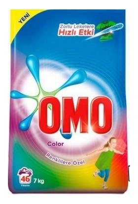 Omo Omo Color Renkliler 7 kg Toz Çamaşır Deterjanı