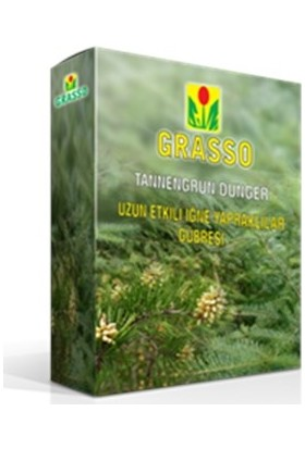 Osm Iğne Yapraklılar Gübresi 1 kg Pino grasso