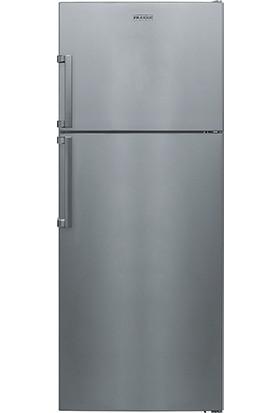 Franke Solo Ffrf 478 Nf Xs A+ 432 L Inox Buzdolabı