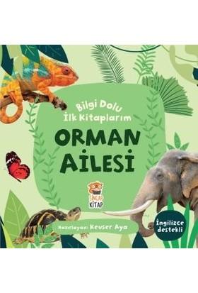 Bilgi Dolu İlk Kitaplarım / Orman Ailesi - Kevser Aya