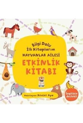 Bilgi Dolu İlk Kitaplarım / Etkinlik Kitabı - Kevser Aya