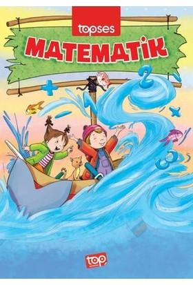 Top Yayıncılık Topses Matematik 2. Sınıf Çalışma Kitabı