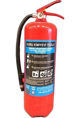 Selçuklu Plus 6 Kg. Kkt Yangın Söndürme Cihazı