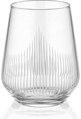 Paşabahçe 41536 Hisar Zirve Su Bardağı 6 Adet