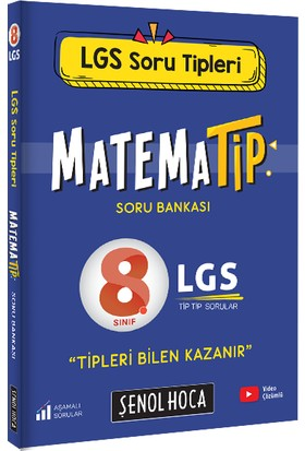 Tonguç Akademi Yayınları 8. Sınıf LGS Matematip Soru Bankası