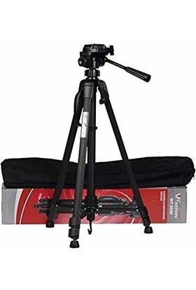 Soligor Wf 157CM Pro Plus 3540 Tripod Canon Nikon Dslr Cep Telefonu