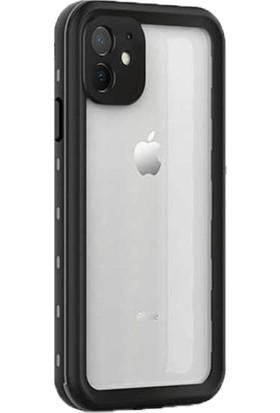 Wowlett Apple iPhone 12 Kılıf Su Geçirmez Waterproof Tam Koruma Kılıf