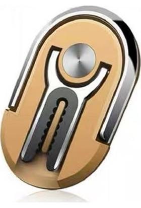 Ally Universal Yüzük Telefon Tutucu Stand+Araç mmHavalandırma Tutucu AL-33274