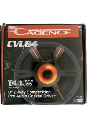 Cadence CVL84 20 cm Midrange 400 + 400 Rms Mitrenç 2 Adet