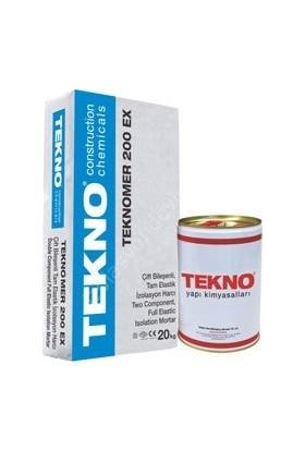 Tekno Teknomer 200 Ex 30 Kg. (Set)
