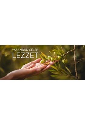 Habitat Doğal Edremit Çizik Yeşil Zeytin 850 gr 261-290 Kalibre (M) Cam Kavanoz