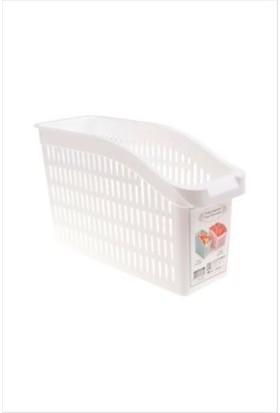 Sun Plastik 5 Adet Buzdolabı Sepeti Dolap Içi Düzenleyici Sepet Organizer