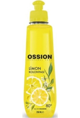 Ossion Limon Kolonyası 250 ml x 12