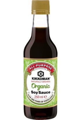 Kikkoman Soya Sosu Organik 150 ml