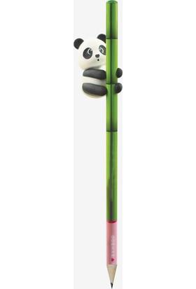 Legami̇ Kalem-Lg I Love Bamboo Panda Kursun Kalem