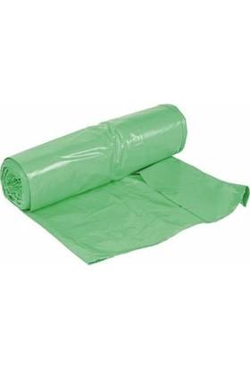 Birpack Sıfır Atık Çöp Torbası Yeşil 45 x 70