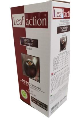 Leaf Action Ardıç Katranı Şampuanı