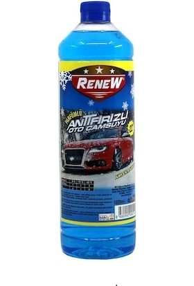 Renew Antifirizli Cam Suyu 1 lt