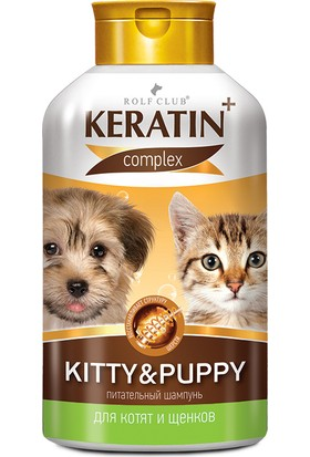 Parkour Yavru Kediler ve Köpekler Için Şampuan 400 ml