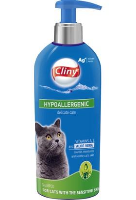 Parkour Cliny Kediler Için Hipoalerjenik Şampuan 200 ml