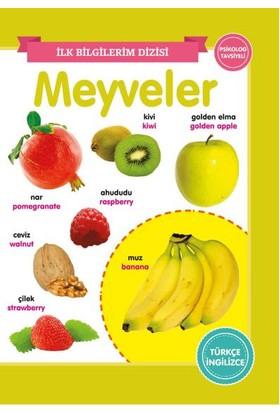 İlk Bilgilerim Dizisi - Meyveler