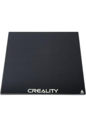 Creality Ender 5 Karbon Silikon Cam (Tempered Glass)