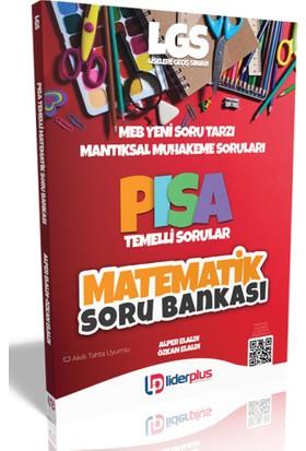Lider Plus Yayınları PISA Temelli LGS Matematik Soru Bankası