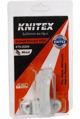 Yuma Knitex Çekmeli Metal Emniyet Kilidi KTX2004