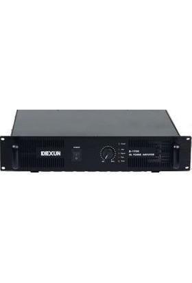 Dexun D-1300 300 Watt Hat Trafolu Power Amfi