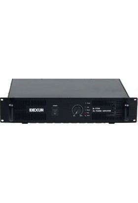 Dexun D-1700 700 Watt Hat Trafolu Power Amfi