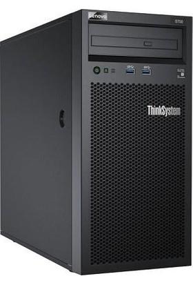 Lenovo ThinkSystem ST50 Intel Xeon E2126G 32GB 2TB + 2TB Windows Server 2019 Essential ROK Sunucu 7Y48A02DEA01
