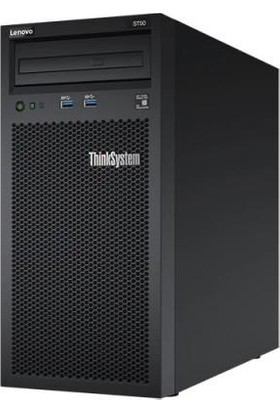 Lenovo ThinkSystem ST50 Intel Xeon E2126G 16GB 1TB SSD + 1TB SSD Windows Server 2019 Essential Rok Sunucu 7Y48A02DEA04