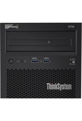 Lenovo ThinkSystem ST50 Intel Xeon E2126G 16GB 512GB SSD + 512GB SSD Windows Server 2019 Essential Rok Sunucu 7Y48A02DEA02