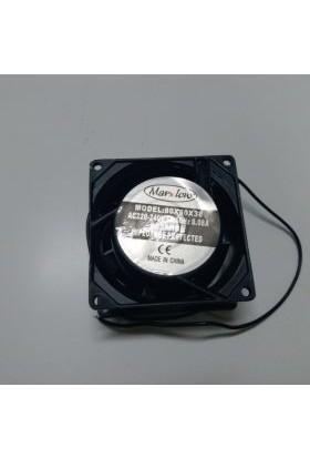 Chick Box Kuluçka Makinesi 220V Fan (12X12)