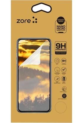 ZORE Apple iPhone Xs Max 6.5 Zore Nano Micro Temperli Ekran Koruyucu
