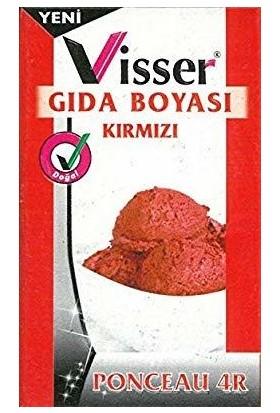 Visser Gıda Boyası Kırmızı