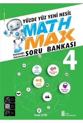 Ata Yayıncılık 4. Sınıf Yeni Nesil Math Max Soru Bankası