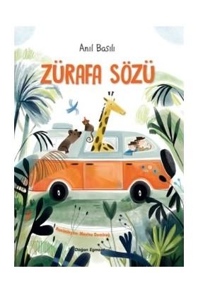 Zürafa Sözü - Anıl Basılı