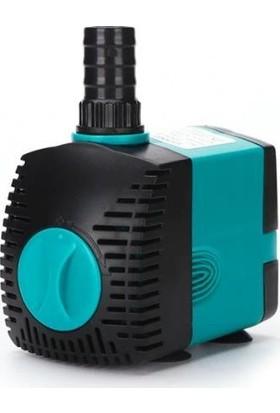 Alfa 10W Ayarlanabilir Akvaryum Gölet Su Pompası Dalgıç 220V Su Geçirmez Ultra Sessiz