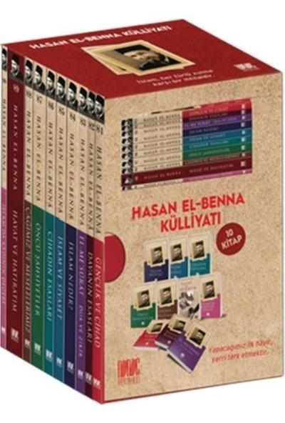 Hasan El-Benna Küllliyatı Set 10 Kitap Takım - Hasan El-Benna