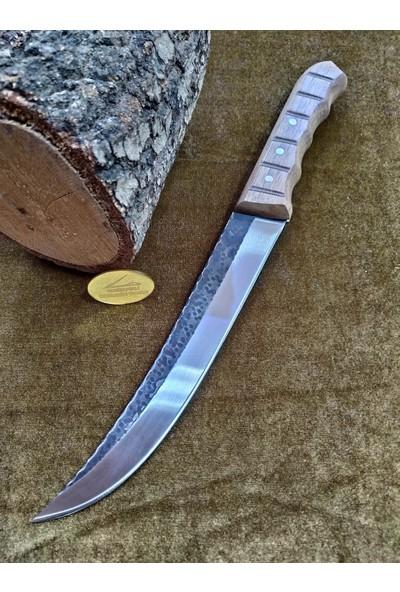 Taşçı Bursa Dövme Çelik Et Bıçağı 30 cm