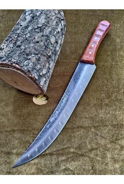 Taşçı Bursa Dövme Çelik Et Bıçağı 40 cm