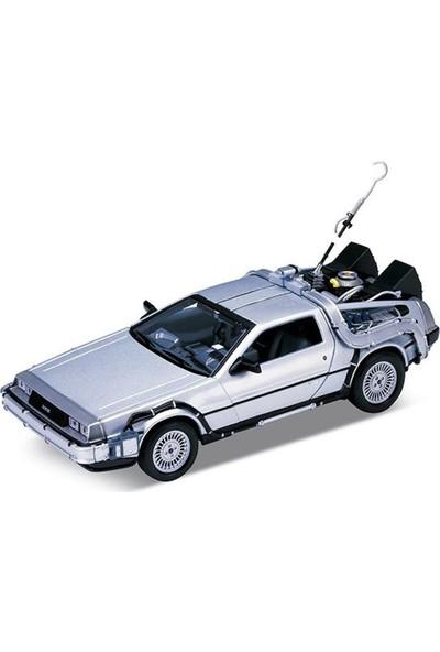 Jada Toys Back To The Future 2 Hollywood Rides Time Machine Işıklı Model Araba