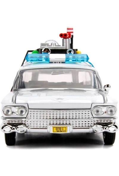 Jada Toys Ghostbusters Hollywood Rides Ecto - 1 Model Araba